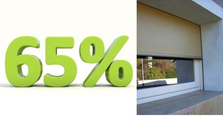 Detrazione fiscale anche per gli oscuranti esterni - Detrazione 65 finestre ...
