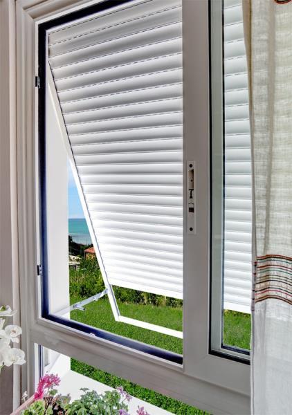 Il successo degli avvolgibili orientabili rivas 1984 porte finestre e artigianato - Serrande avvolgibili per finestre ...
