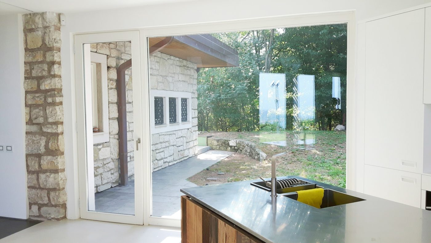 finestre legno lago di garda
