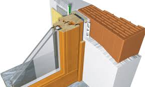 sistema finestra con controtelaio