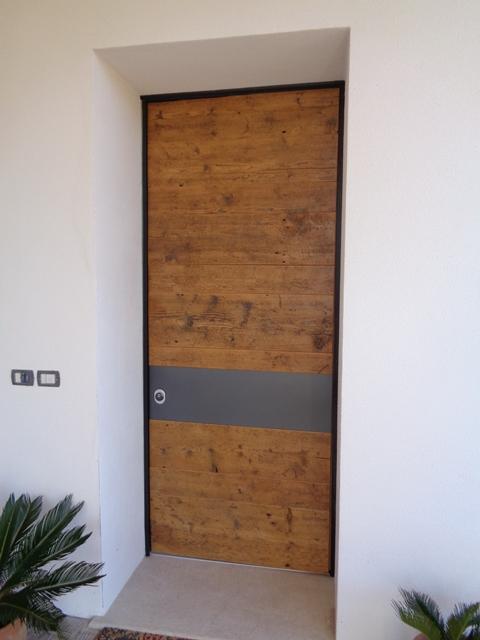 porta blindata mantova