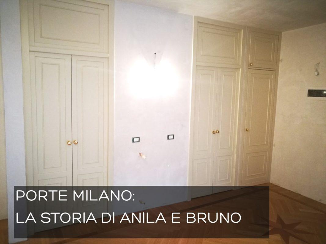PORTE INTERNE Milano: La storia di Anila e Bruno
