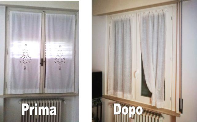 sostituzione finestre mantova