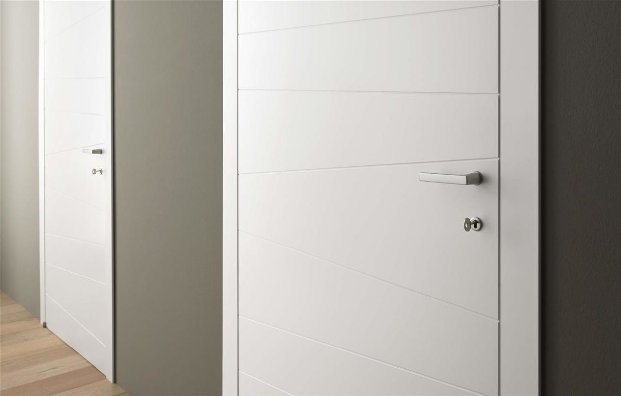 Porte Interne Usate Bianche porte mantova brescia: porte interne design, classiche, a vetro